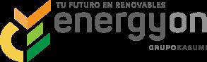 energy on logo empresarial